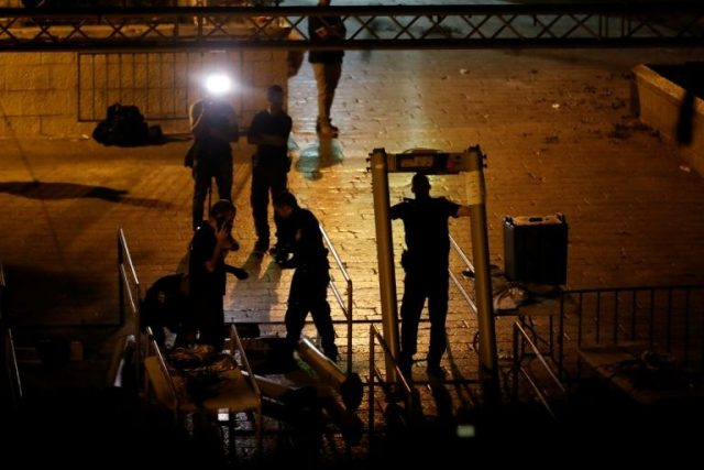 Jew Detector: Israel Removed Metal Detectors From A Highly Sensitive