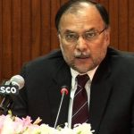 NAB arrests Ahsan Iqbal in Narowal Sports City corruption case