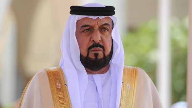 Khalifa bin Zayed bin Sultan Al Nahyan is the President of the United Arab  Emirates, the Emir of Abu Dhabi and the Supreme Commander of the Union  Defence ...